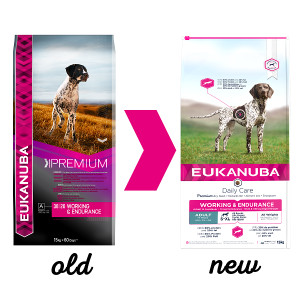 Eukanuba Adult Performance Working & Endurance hondenvoer