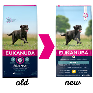 Eukanuba Active Adult Large Breed kip hondenvoer