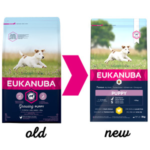 Eukanuba Growing Puppy Small Breed kip hondenvoer