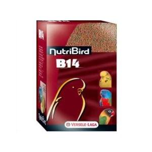 Nutribird B14 kleine parkieten 0.8 kg