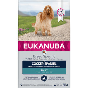 Eukanuba Cocker Spaniel Hondenvoer