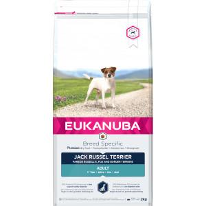 Eukanuba Jack Russell Terriër adult hondenvoer