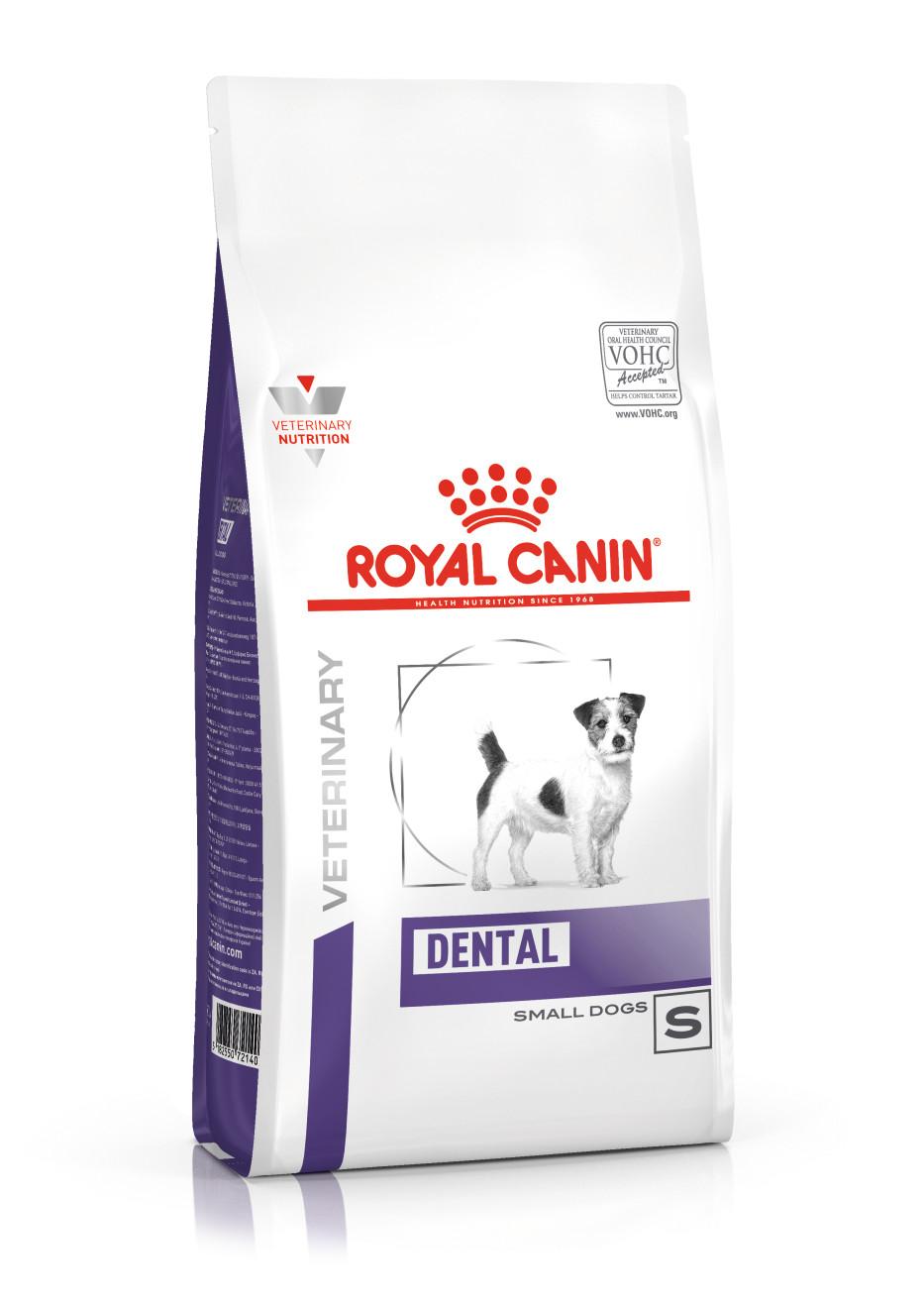 Royal Canin Veterinary Dental Small Dogs hondenvoer