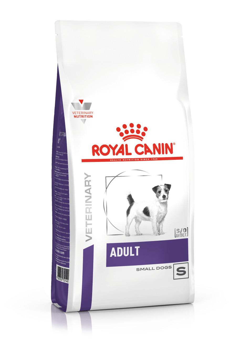 Royal Canin Veterinary Adult Small Dogs hondenvoer