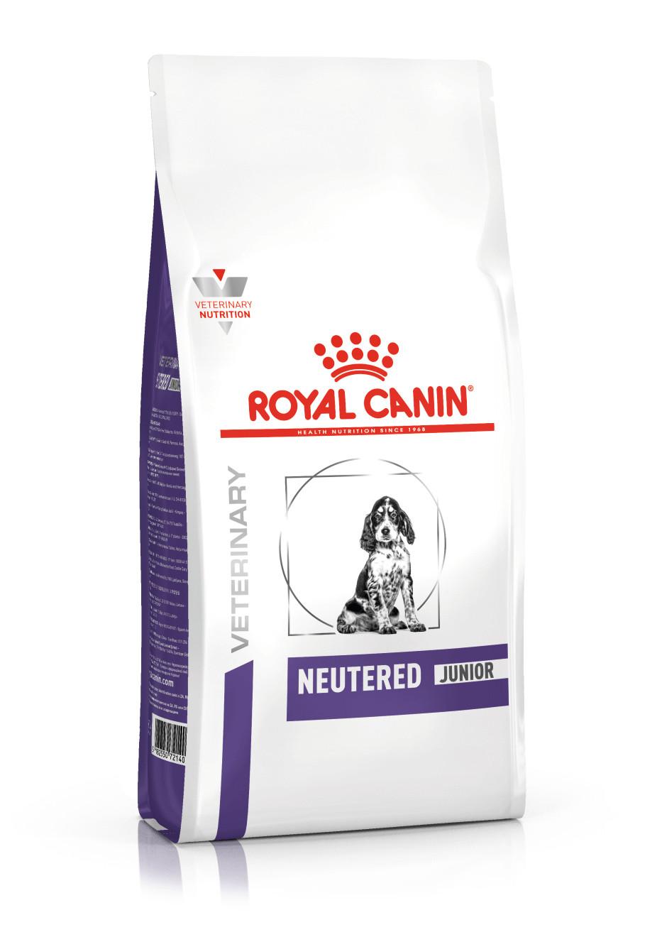 Royal Canin Veterinary Neutered Junior hondenvoer