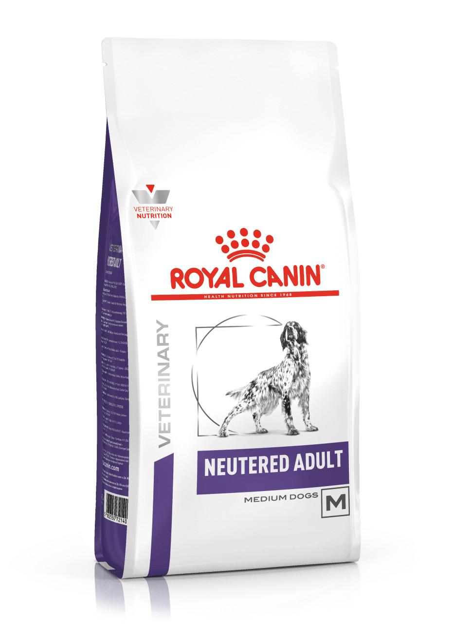 Royal Canin Veterinary Neutered Adult Medium Dogs hondenvoer