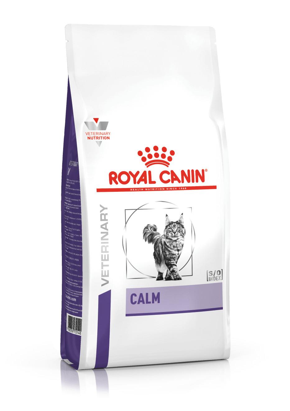 Royal Canin Veterinary Calm kattenvoer