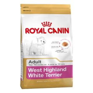Royal Canin West Highland White Terriër adult hondenvoer 3 kg
