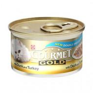 Gourmet Gold Luxe Mix Kalkoen en Eend