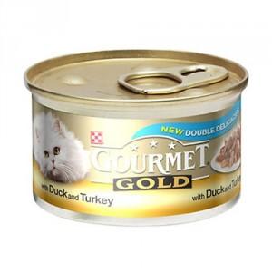 Gourmet Gold Luxe Mix Kalkoen en Eend Per stuk