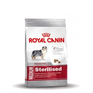 Royal Canin Medium Sterilised hondenvoer 12 kg