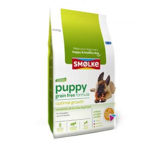 Smølke Puppy graanvrij hondenvoer