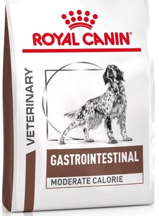 Royal Canin Veterinary Diet Gastro Intestinal Moderate Calorie hondenvoer