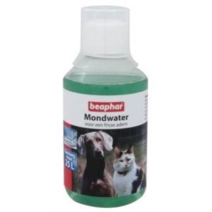 Beaphar Mondwater voor hond en kat 250 ml