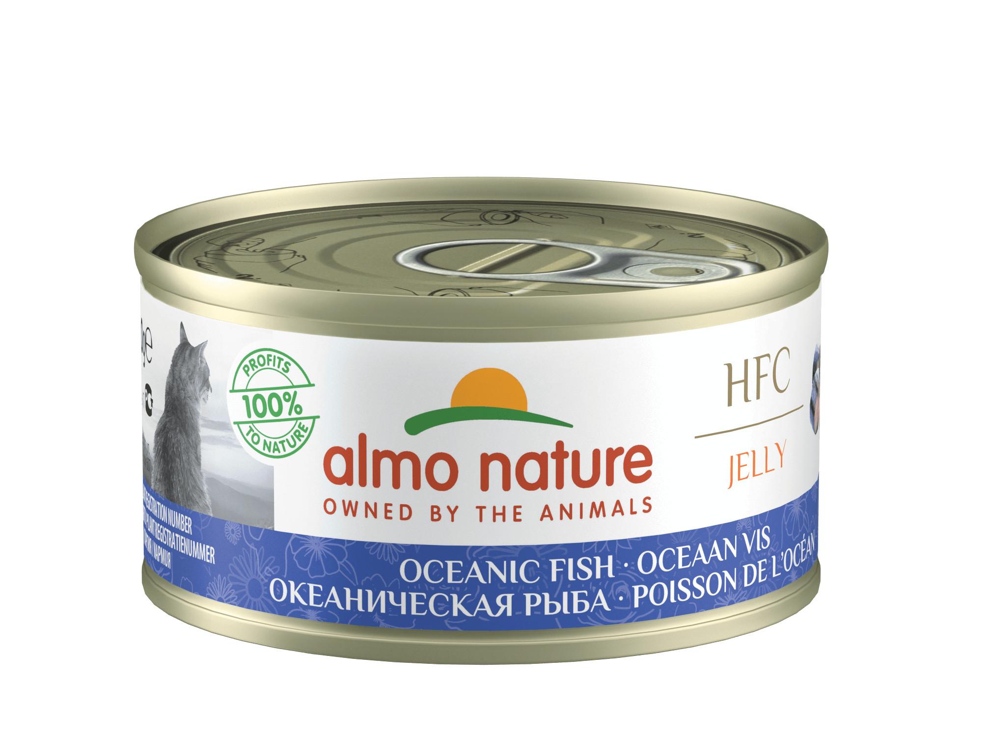 Almo Nature HFC Jelly Oceaanvis 70 gr