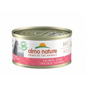 Almo Nature Zalm 70 gr