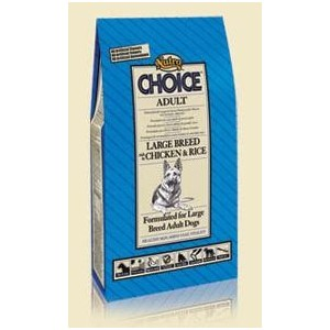 Nutro Choice Adult largebreed Hondenvoer 12 kg
