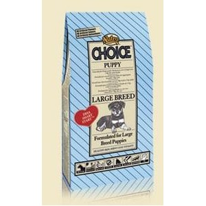 Nutro Choice Puppy largebreed Hondenvoer 2 kg OP is OP