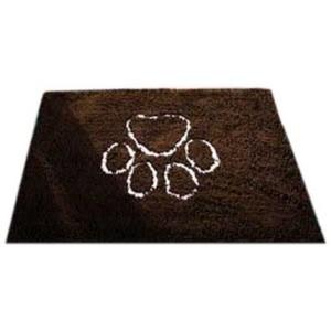 Dirty Dog Doormat Droogmat voor honden Bruin