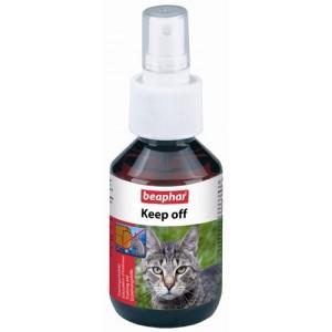 Beaphar Keep Off voor de kat 100 ml