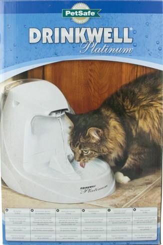 PetSafe Drinkwell Platinum voor de hond en kat
