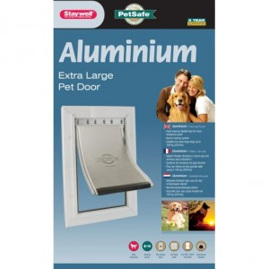 Staywell 660 Extra Large Aluminium Pet Door Per stuk