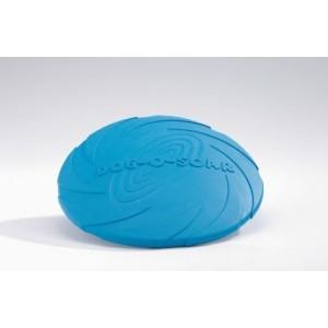 Ipts 18 cm rubber frisbee dog 0 soar assorti