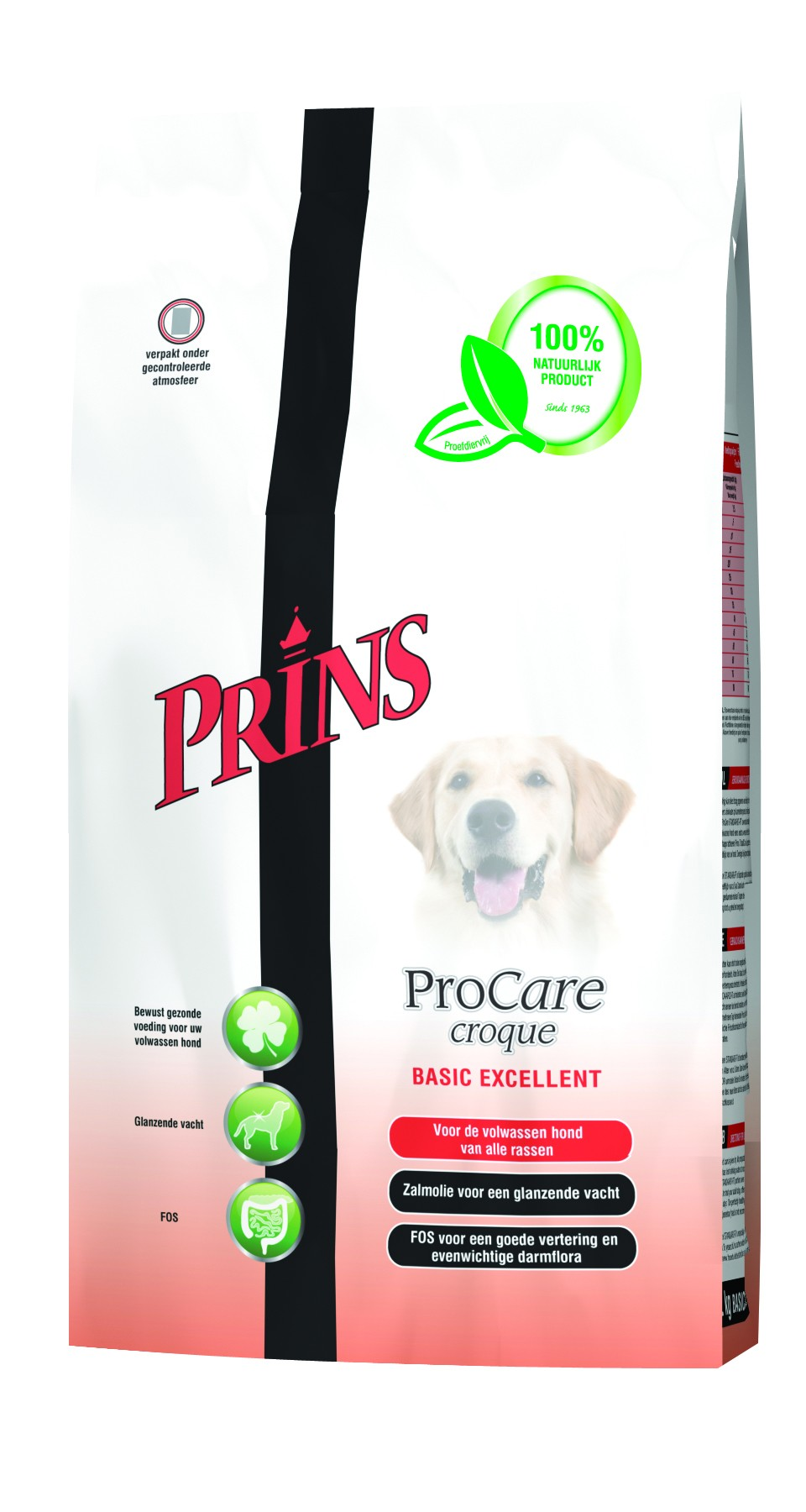 Prins ProCare Croque Basis Excellent Hondenvoer