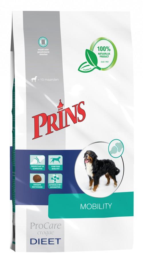 Prins Procare Croque Dieet Mobility voor de hond
