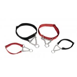 Beeztees Nylon Halve Slipketting 35-50 cm voor de hond
