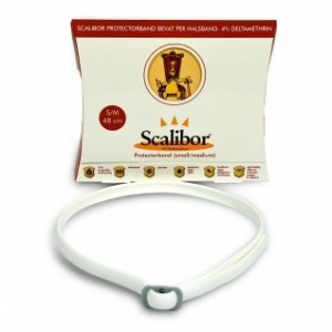 Scalibor Protectorband Small medium Hond Per stuk