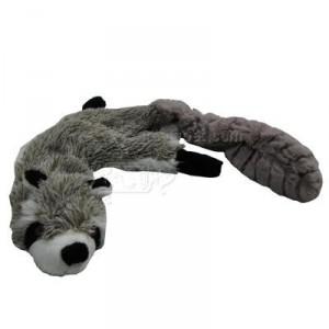 Hond Speelgoed Skinneeez Wasbeer Hondenspeelgoed Klein