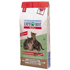 Cats Best Oko Plus Kattengrit 40 liter 40 liter