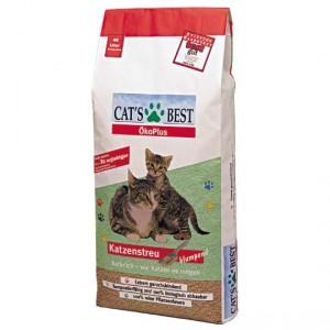 Cats Best Oko Plus Kattengrit 40 liter