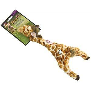 Skinneeez Giraffe Hondenspeelgoed Per stuk