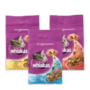 Whiskas Combipack kattenbrokjes tonijn 3.8 kg kip 3.8 kg