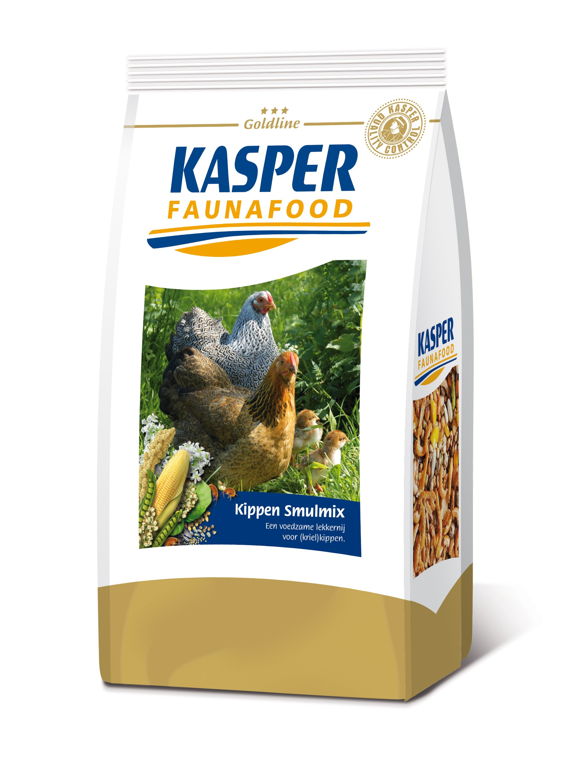 Kasper Fauna Kippen Smulmix