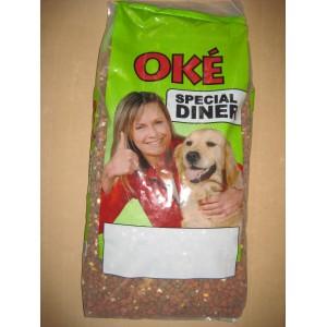 Oke Diner Hondenvoer 2 x 10 kg