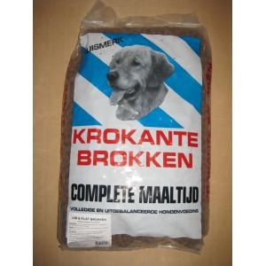 Brekz Huismerk Lam Rijst hondenvoer 2 x 10 kg Hondenvoer Brekz