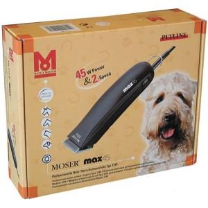 Moser Max Scheerapparaat 1245 voor de hond