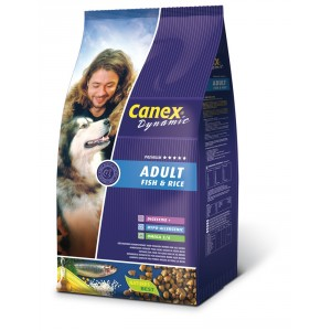 Canex Dynamic Adult Fish & Rice hondenvoer
