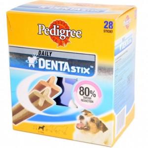 Dentastix tot 10kg voor de hond Pakje 7 stuks