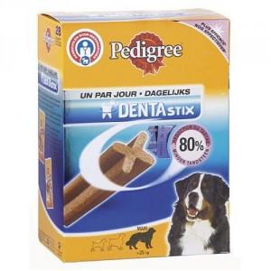 Dentastix voor boven de 25 kg voor de hond Pakje 7 stuks