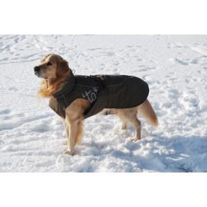 Hurtta hondenjasjes 45 cm voor de hond Zwart