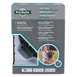 Petsafe Deluxe Big Dog Bark Control voor de hond Bark Control Grote Hond