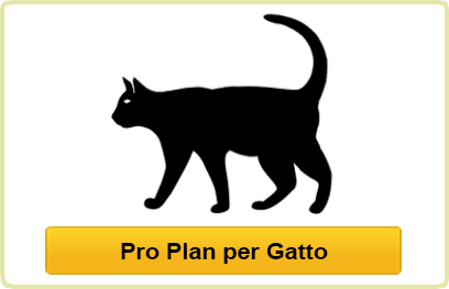 Pro plan per gatto