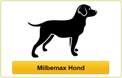 Milbemax ontwormingsmiddel hond