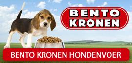 Bento Kronen Hondenvoer