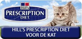 Hill's Prescription Diet voor de Kat