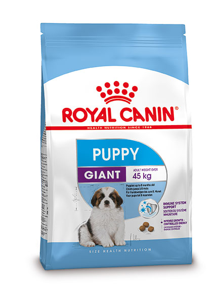 Afbeelding Royal Canin Giant puppy hondenvoer 15 kg